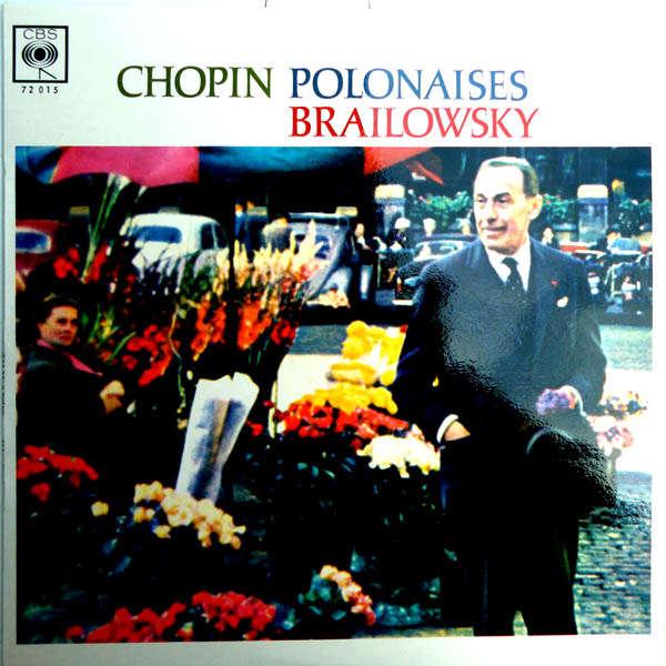 alexandre brailowsky Chopin : Polonaises