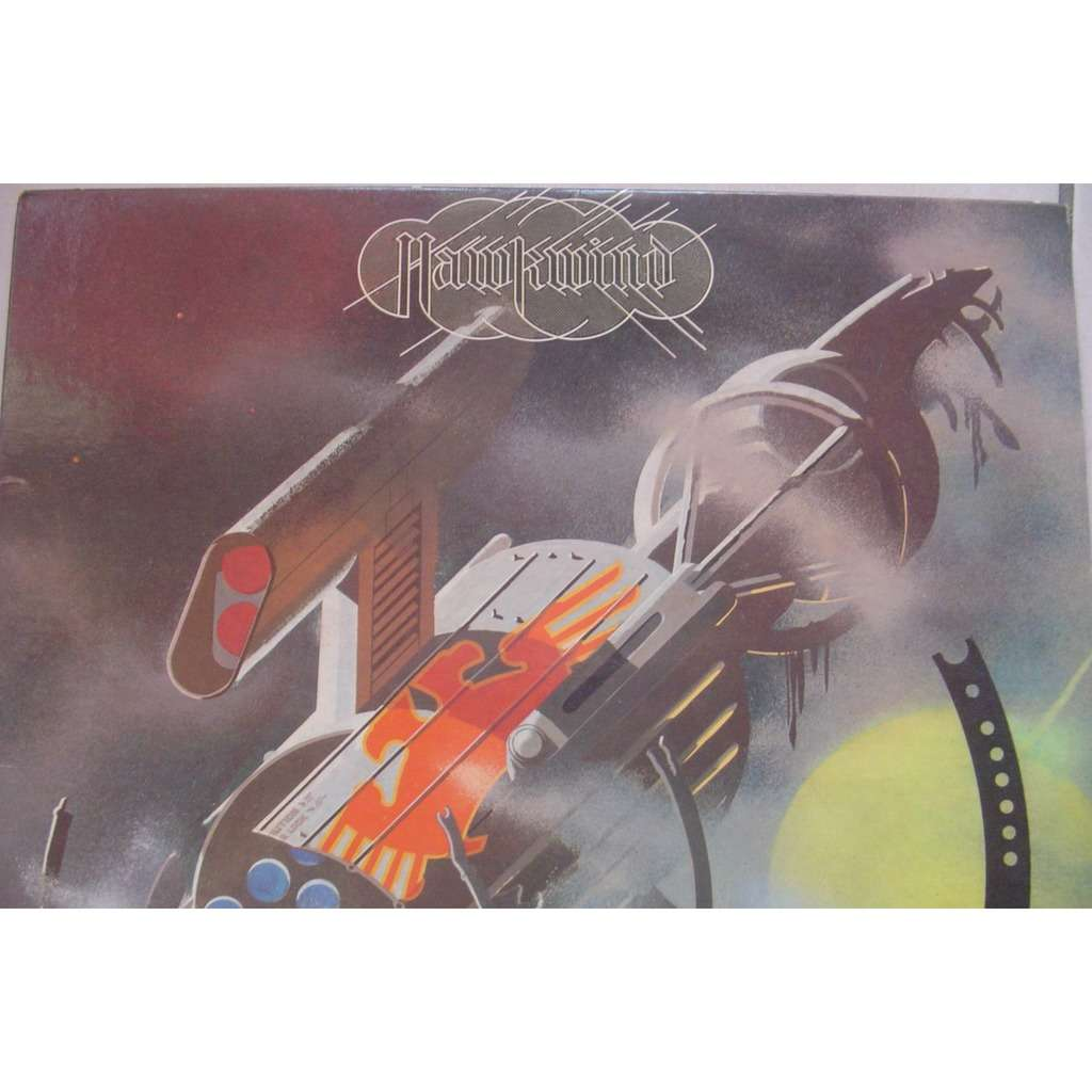 Hawkwind Hall Of The Mountain Grill