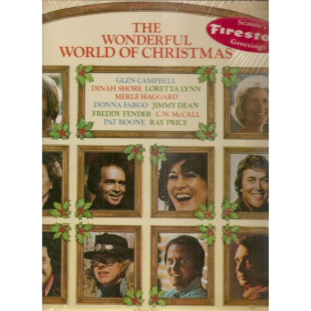Various The Wonderful World Of Christmas Album Two