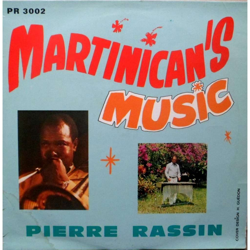 Pierre Rassin Martinican's Music