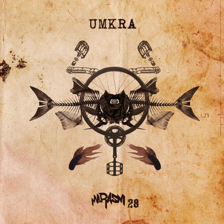 Marasm : Umkra marasm 28 - 45T SP 2 titres