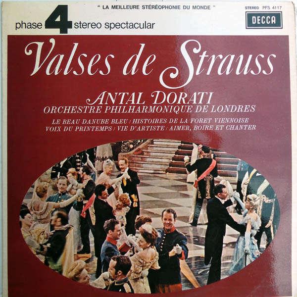 antal dorati Valses de Strauss