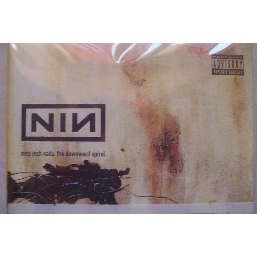 The downward spiral ( collector) by Nine Inch Nails, CD + DVD with ...