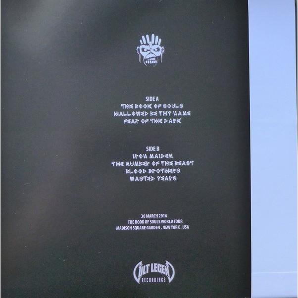 Iron Maiden The Beast In The Garden Vol. 2 (lp) Ltd Edit Colored Vinyl -E.U
