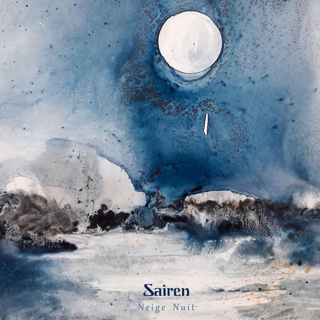 Fluttery Records : Sairen Neige Nuit - CD