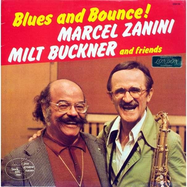 Zanini & buckner (album dédicacé) blues and bounce