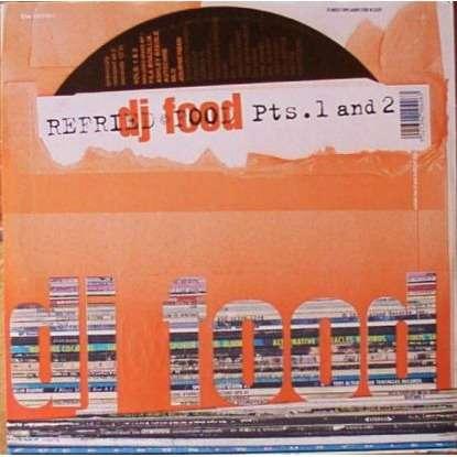 DJ Food Refried Food Pts. 1 And 2
