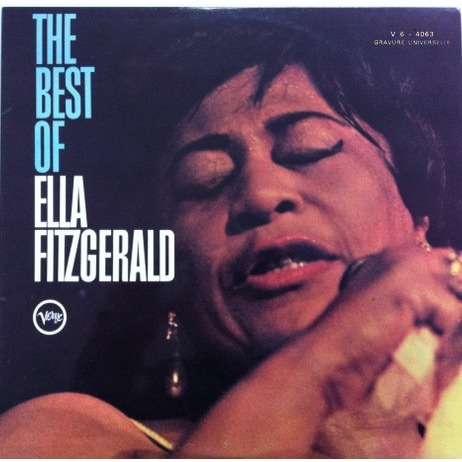 Ella Fitzgerald The Best Of Ella Fitzgerald