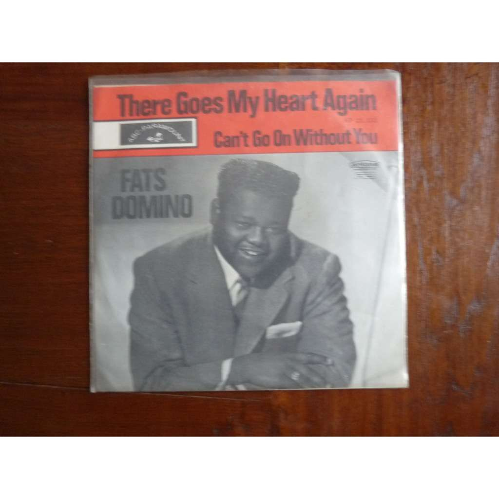 There goes my heart again fats domino