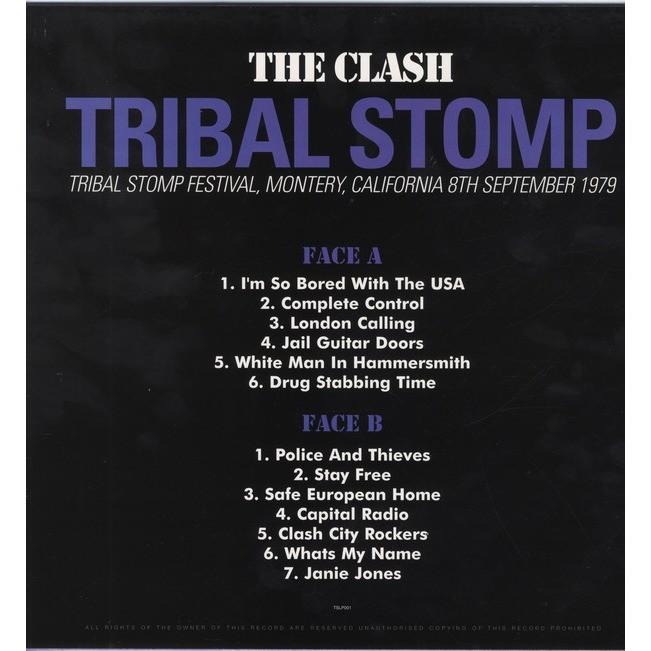 clash Tribal stomp