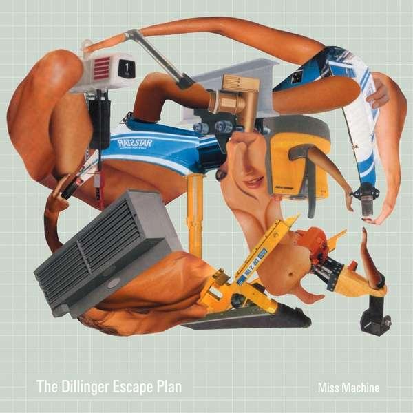 Dillinger Escape Plan Miss Machine