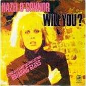 HAZEL O'CONNOR BREAKING GLASS OST: WILL YOU / BIG BROTHER