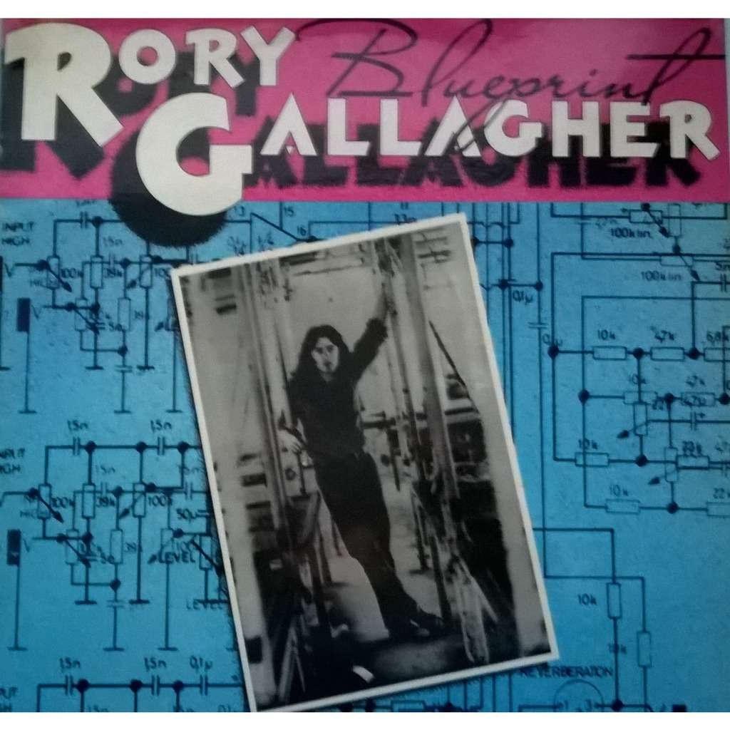 Blueprint by rory gallagher lp with 0711m ref119175066 rory gallagher blueprint malvernweather Gallery