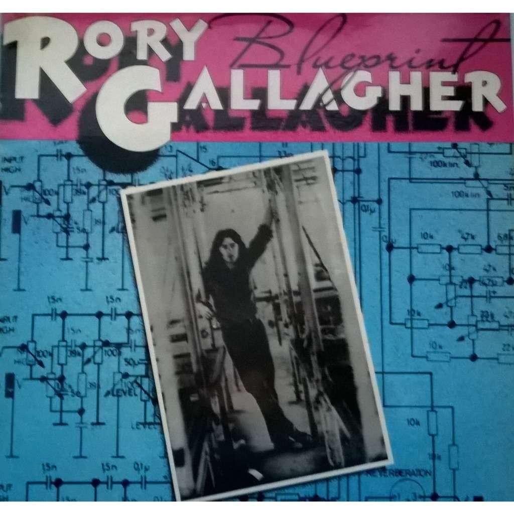 Blueprint de rory gallagher 33 13 rpm con 0711m ref119175066 rory gallagher blueprint malvernweather Choice Image