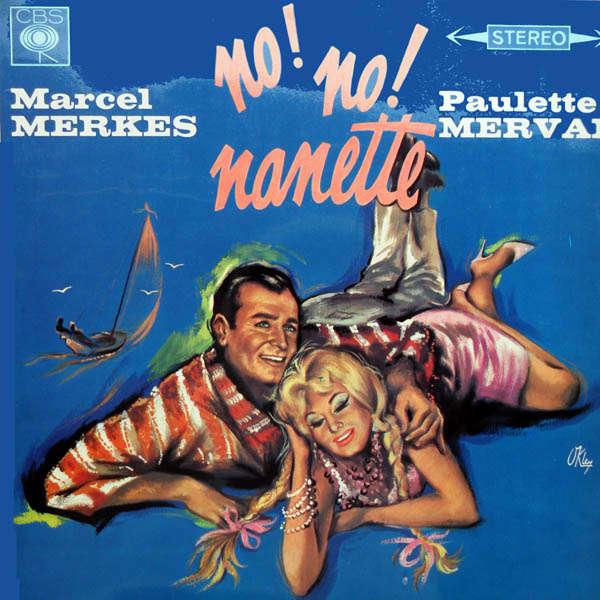 marcel merkes et paulette merval No! No! Nanette
