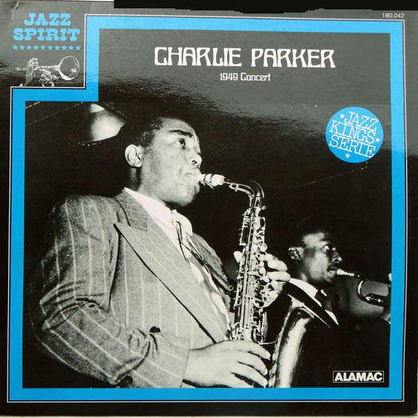 charlie parker 1949 Concert