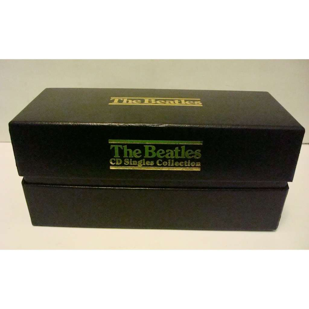 The Beatles CD Singles Collection 1992, 22 x 3 inch
