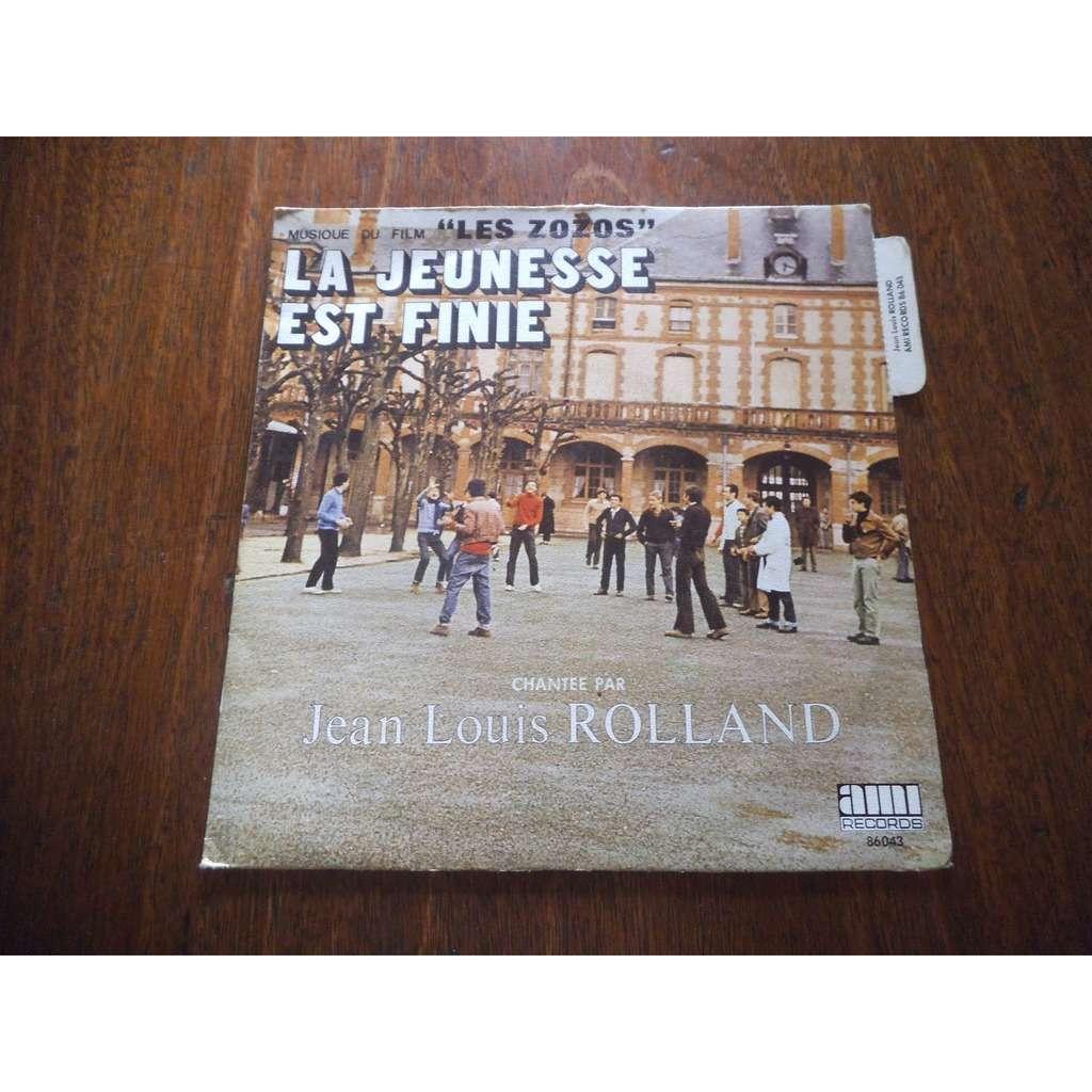 jean-louis rolland & vladimir cosma la jeunesse est finie - la jeunesse est finie (instrumental) (ost 'Les Zozos')