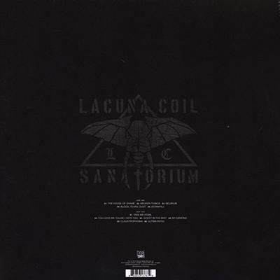 LACUNA COIL Delirium LP+CD