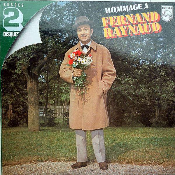 Fernand Raynaud Hommage à fernand raynaud