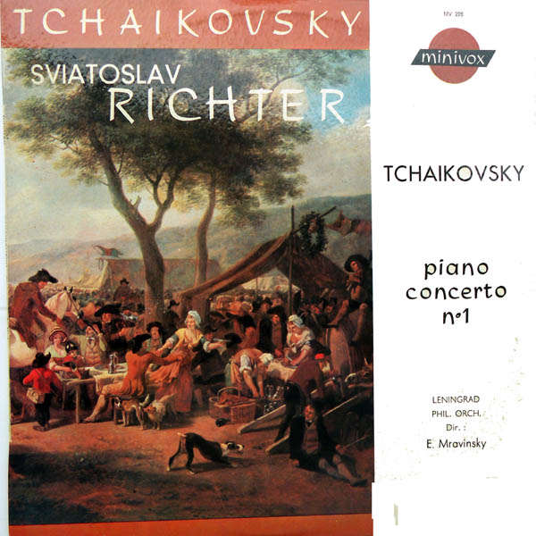 Sviatoslav Richter Tchaikovsky : Concerto pour piano n°1