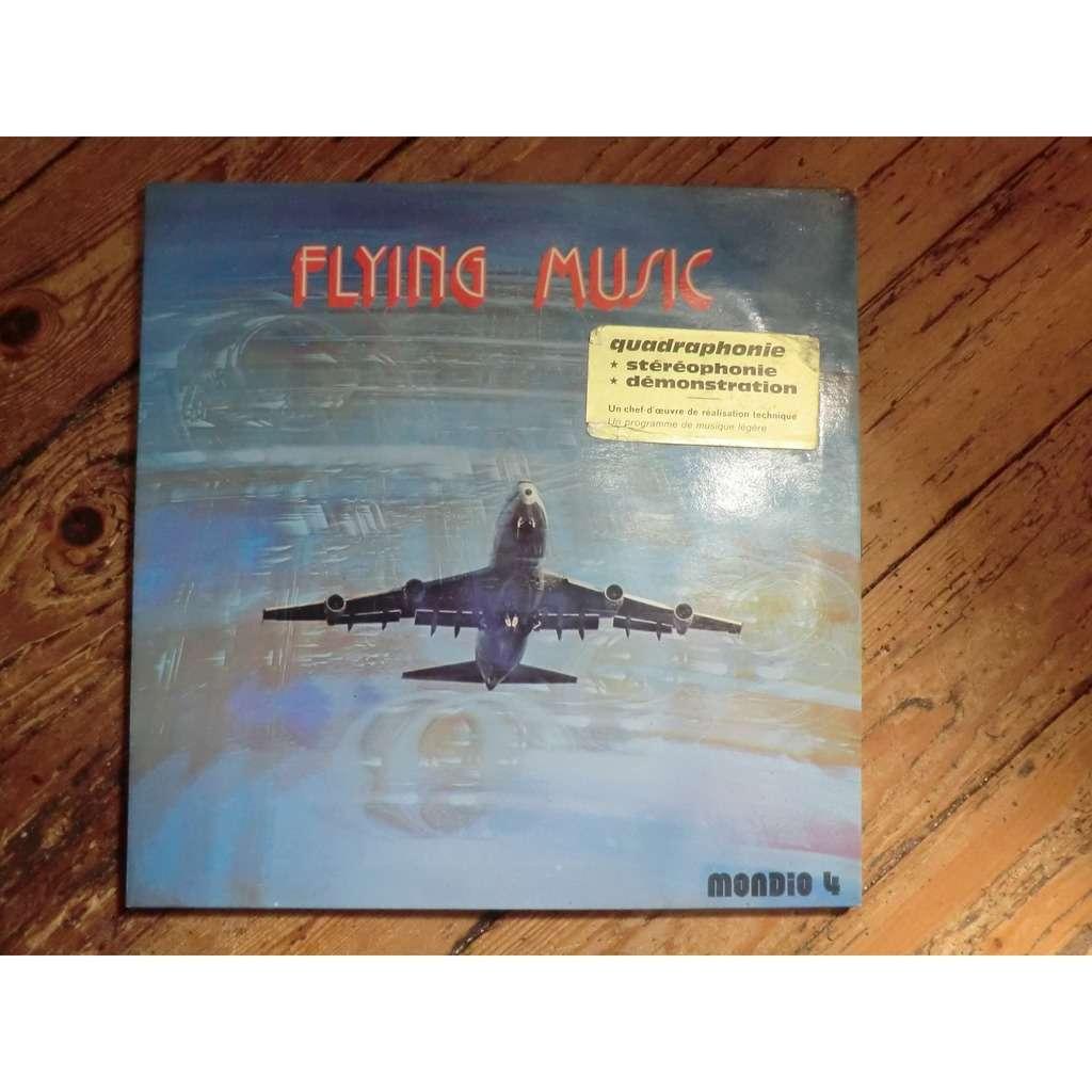 MUSIQUE DE L'AIR DE PARIS / Jacques DEVOGEL Flying Music (rare original French press - late 1960s - gatefold sleeve - BIEM)