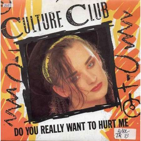 culture club do you really want to hurt me ( partie 1 ) / ( partie 2 )