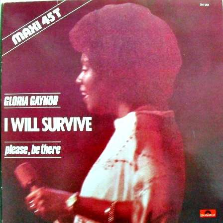 gloria gaynor i will survive / please be there