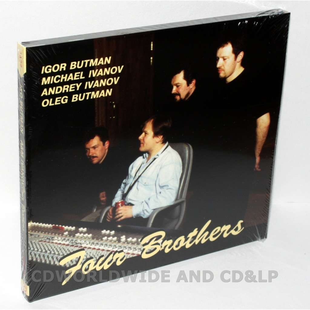 Igor Butman / Oleg Butman Michail Ivanov / Andrey Ivanov - Four Brothers