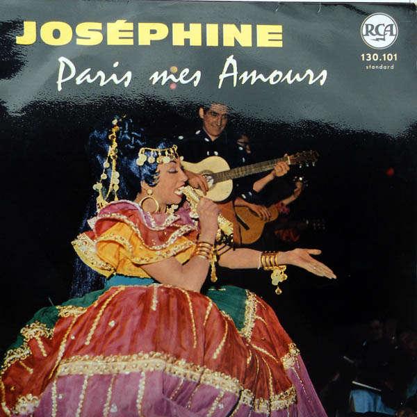 Joséphine Baker Paris mes amours