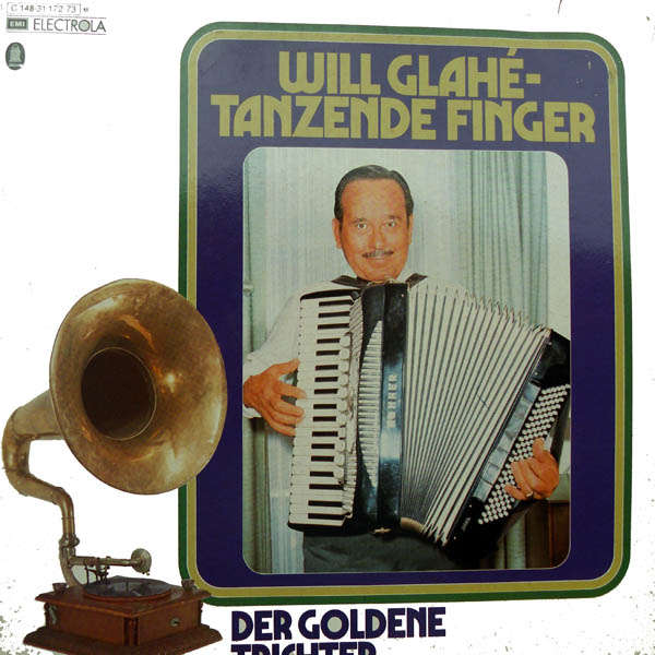 will glahe Tanzende finger