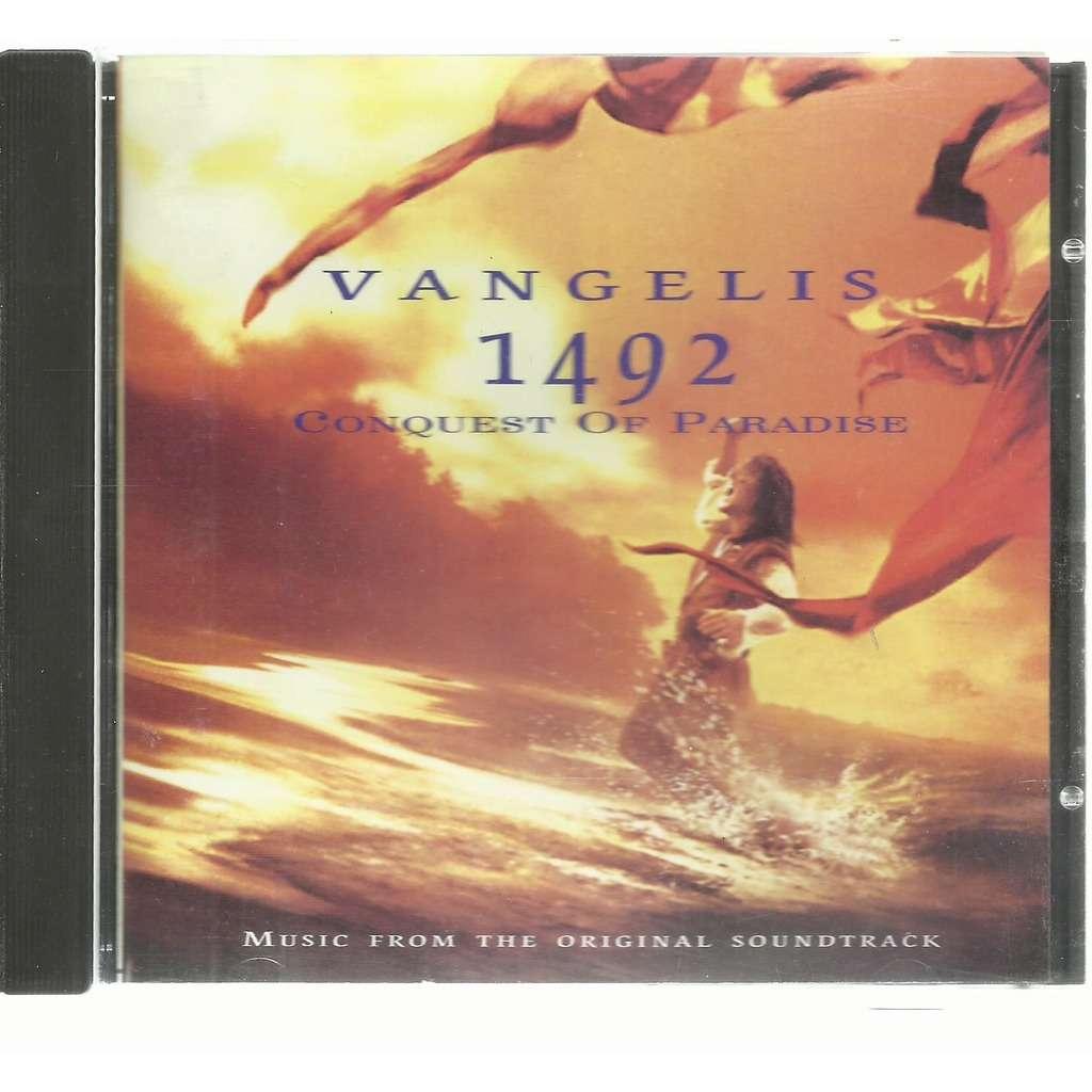 cd vangelis 1492