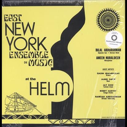 East New York Ensemble De Music At the helm