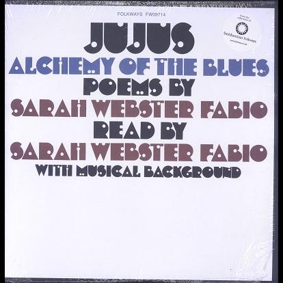 Sarah Webster Fabio Jujus alchemy of the blues