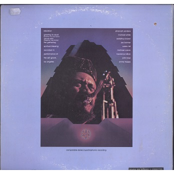 Pharoah Sanders Elevation