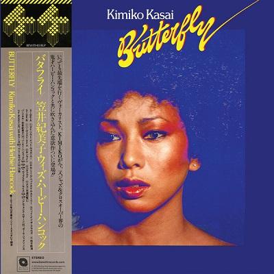 Kimiko Kasai with Herbie Hancock Butterfly