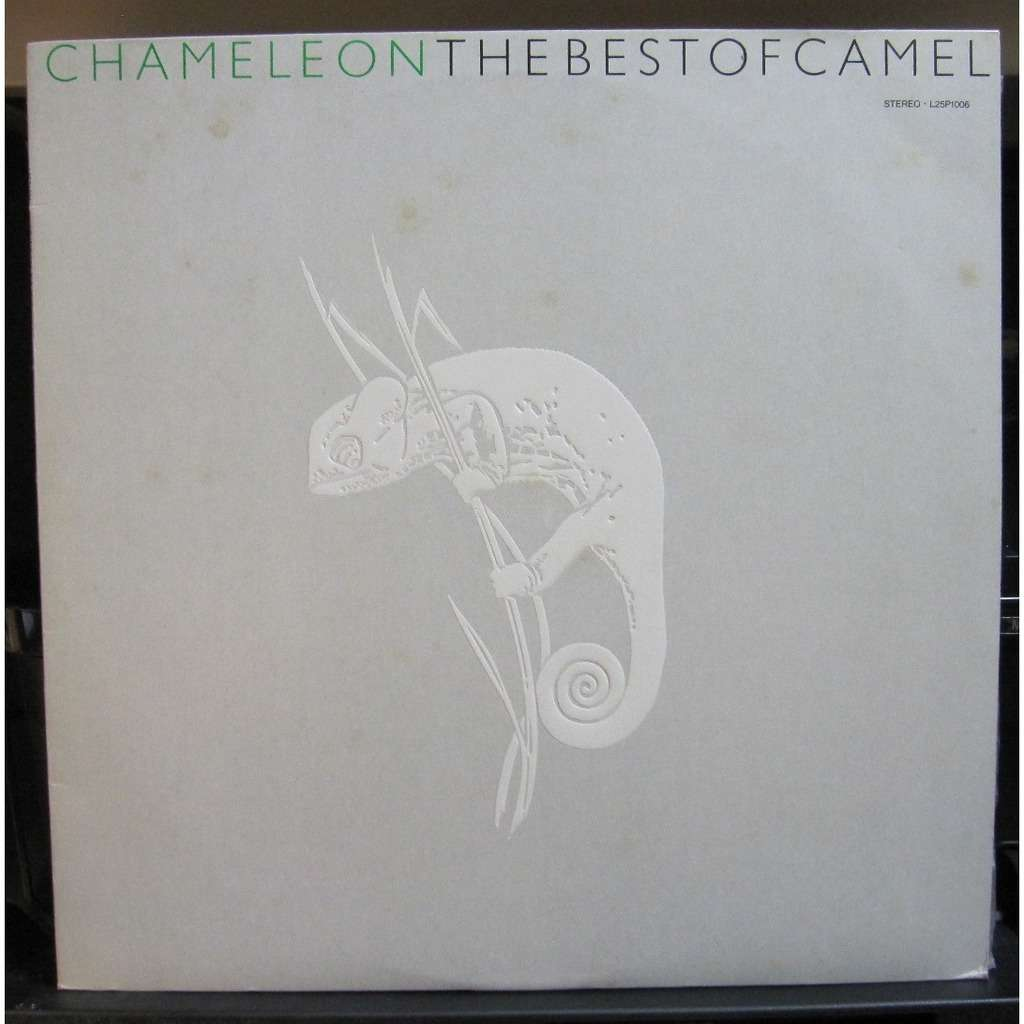Camel Chameleon The Best Of Camel