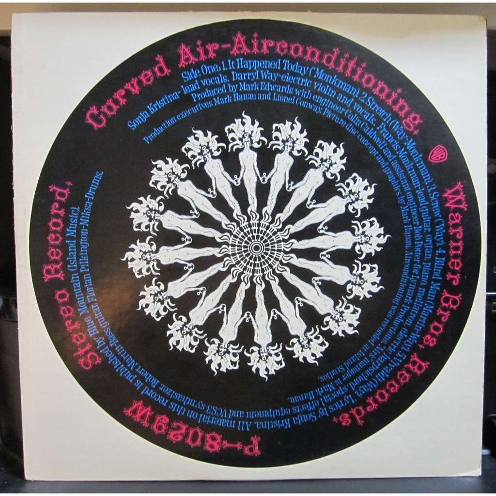 Curved Air Airconditioning
