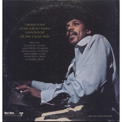 Lonnie Smith turning point