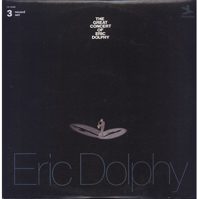 Eric Dolphy The great concert