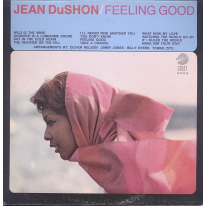 Jean Dushon feeling good