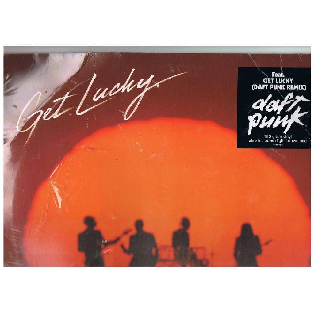 Daft Punk get lucky (daft punk remix)