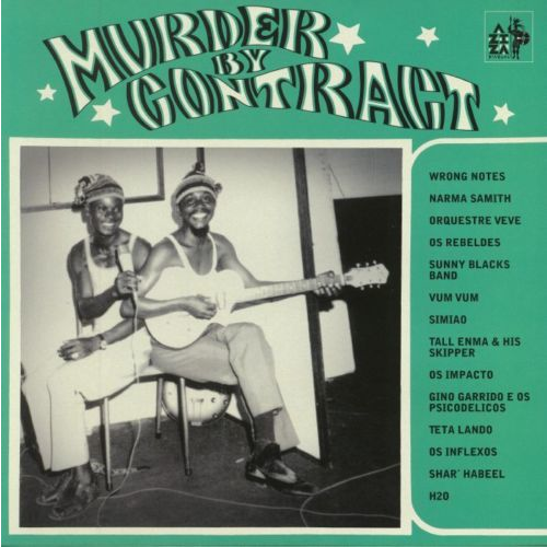 Murder By Contract (various) Vol.2nd Afro Rock & Garage Special