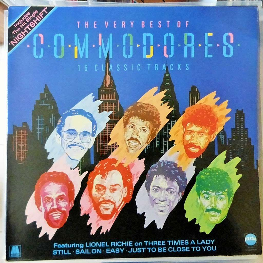 COMMODORES THE BEST OF