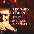LEONARD COHEN - First We Take Manhatten (lp) - 33T