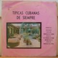 V--A FEAT ORQUESTA MARAVILLAS DE FLORIDA - Tipicas cubanas de siempre - LP