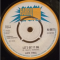 LLOYD TYRELL - Let's get it on / Version - 7inch (SP)