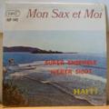 SUPER ENSEMBLE WEBER SICOT - Mon sax et moi - LP