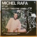MICHEL RAFA - Musiques chants et rhythmes d'Afrique centrale - LP