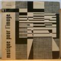 MARTIAL SOLAL / HENRI RENAUD - Musique pour l'image n°1 - Jazz moderne - 10 inch